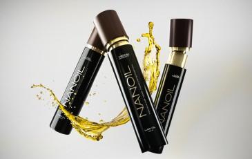olejki Nanoil do różnych typów włosów
